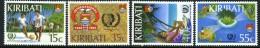1985 - KIRIBATI - Mi. 459/462 - NH - (REG2875.....C) - Kiribati (1979-...)