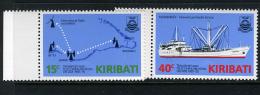 1985 - KIRIBATI - Mi. 468/469 - NH - (REG2875.....C) - Kiribati (1979-...)