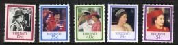 1986 - KIRIBATI - Mi. 470/474 - NH - (REG2875.....C) - Kiribati (1979-...)