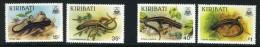 1987 - KIRIBATI - Mi. 493/496 - NH - (REG2875.....C) - Kiribati (1979-...)