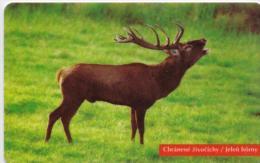 SLOVAKIA PHONECARDS ANIMAL-50000cps -6/96-USED(2) - Telefoonkaarten