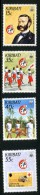 1988 - KIRIBATI - Mi. 502/505 - NH - (REG2875.....C) - Kiribati (1979-...)