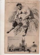 Liege Tout Le Monde Descend   !  Satyre Illustrée Par H Moor - Liege