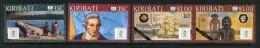1988 - KIRIBATI - Mi. 506/509 - NH - (REG2875.....C) - Kiribati (1979-...)