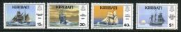 1988 - KIRIBATI - Mi. 513/516 - NH - (REG2875.....C) - Kiribati (1979-...)
