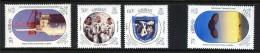 1989 - KIRIBATI - Mi. 523/526 - NH - (REG2875.....C) - Kiribati (1979-...)