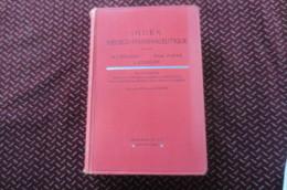 Index Medico Pharmaceutique - Livres, BD, Revues