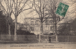 Saint Etienne Du Rouvray Chateau Du Madrillet Vue Intérieure - Saint Etienne Du Rouvray