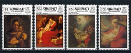 1989 - KIRIBATI - Mi. 536/539 - NH - (REG2875.....C) - Kiribati (1979-...)