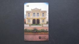 Brazil - Sistema Telebras - 1998 - 03-06/98 - 20 Unidades - Serie Niteroi Historico - Used - Brésil