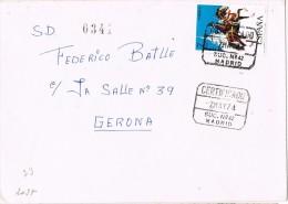 16809. Carta Certificada MADRID 1974. Sucursal Num 42 - 1931-Aujourd'hui: II. République - ....Juan Carlos I