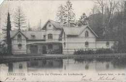 Linkebeek - Pavillon Du Château De Linkebeek - Circulé En 1904 - NB - Dos Non Séparé - BE - Linkebeek