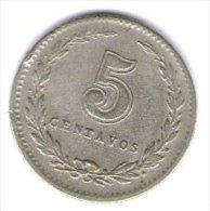 Argentina 5 Centavos 1938 - Argentina