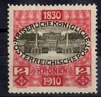 Autriche YT n� 133 neuf *. Sign�. B/TB. A saisir!