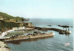 SAINT-GERMAIN-DES-VAUX Le Port RACINE, Plus Petit Port De France - BE - Andere Gemeenten