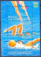 BRAZILIE  (AME  064) - Natation