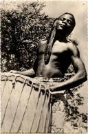OUBANGUI CHARI MOBAYE TAM TAM 43 - Centrafricaine (République)