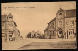 KEMMEL == STATION DU TRAM - TRAMSTATIE - Heuvelland