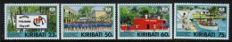 1992 - KIRIBATI - Mi. 591/594 - NH - (REG2875.....C) - Kiribati (1979-...)