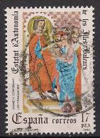Spanien (1984)  Mi.Nr.  2640  Gest. / Used  (el21) - 1931-Heute: 2. Rep. - ... Juan Carlos I