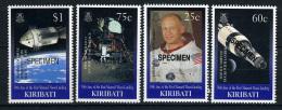 1999 - KIRIBATI - Mi. 805/808 - SPECIMEN - NH - (REG2875.....C) - Kiribati (1979-...)