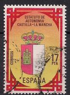 Spanien (1984)  Mi.Nr.  2637  Gest. / Used  (el27) - 1931-Heute: 2. Rep. - ... Juan Carlos I