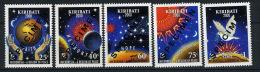 2000 - KIRIBATI - Mi. 814/818 - SPECIMEN - NH - (REG2875.....C) - Kiribati (1979-...)