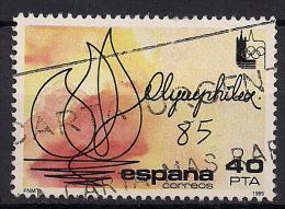 Spanien (1985)  Mi.Nr.  2666  Gest. / Used  (el32) - 1931-Heute: 2. Rep. - ... Juan Carlos I