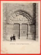 LEVROUX - Portail De L'Eglise St-Sylvain - France