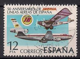 Spanien (1977)  Mi.Nr.  2340  Gest. / Used  (el26) - 1931-Heute: 2. Rep. - ... Juan Carlos I