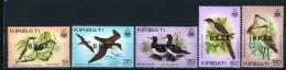 1981 - KIRIBATI - Mi. 16/20 - NH - (REG2875.....C) - Kiribati (1979-...)
