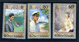 1977 - KIRIBATI - Mi. 288/290 - NH - (REG2875.....C) - Kiribati (1979-...)