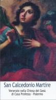 S. CALCEDONIO M. CASA PROFESSA (PA) - M - PR - Religion &  Esoterik