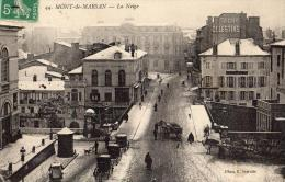 MONT DE MARSAN - La Neige - Mont De Marsan