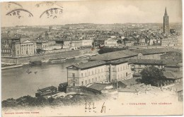 Toulouse Vue Generale 1904. - Toulouse