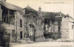 MILITARIA  GUERRE 1914- 18  VERDUN  Entrée Du Cloître  ..... - Guerra 1914-18