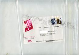 Allemagne,Externstein 350,Flughafen Frankfurt 10 Sur Imprimés,oblietartion Lindau Bodensee 2.6.1990 - BRD