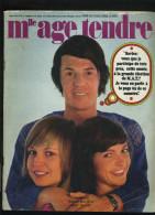 Mlle Age Tendre 64 Mars 1970 ( Adamo, Donovan,  Mia Farrow, Dustin Hoffman    ) - Musique