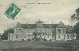 Château De Wandonne Près Fauquembergues - France