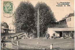 VIC-en-BIGORRE. Promenade Du Midi. - Vic Sur Bigorre