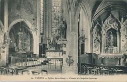 VANVES - Eglise Saint Remy - Choeur Et Chapelles Latérales - Vanves
