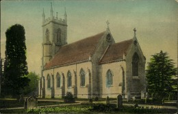 N°467 PPP 347  ST CATHERINES CHURCH  BEARWOOD - Angleterre
