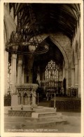 N°474 PPP 347  ST BOTOLPH S CHURCH INTERIOR BOSTON - Angleterre