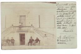 CARTE PHOTO  Du 04- PIERREVERT- Villa De La Chevillonne (rarissime) - Altri Comuni