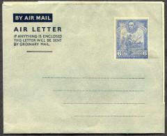 D633 - BRITISH GUIANA 1940s Air Letter Aerogramme. Unused - British Guiana (...-1966)