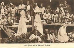 BIRMANIE MANDALAY LEPREUX SANTE MEDECINE ASIE RELIGION MISSIONNAIRES MISSION FRANSISCAINES - Myanmar (Burma)