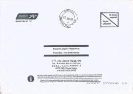 Cameroun Cameroon 2015 Mbouda Local Replacement Postmark Unfranked UPU Cover - Kameroen (1960-...)