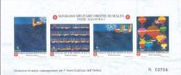 Orden De Malta Hb  F618 Doblez En Una Esquina - Malta (la Orden De)