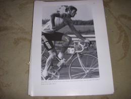 CYCLISME COUPURE LIVRE K27 Sean KELLY SKILL SEM Dos CHUTE Dans COURSE 19x13cm - Sport