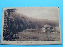 Partie V. Echo Und Blick Auf KERMISDAHL BAD CLEVE () Anno 1919 ( Zie Foto Voor Details ) ! - Kleve